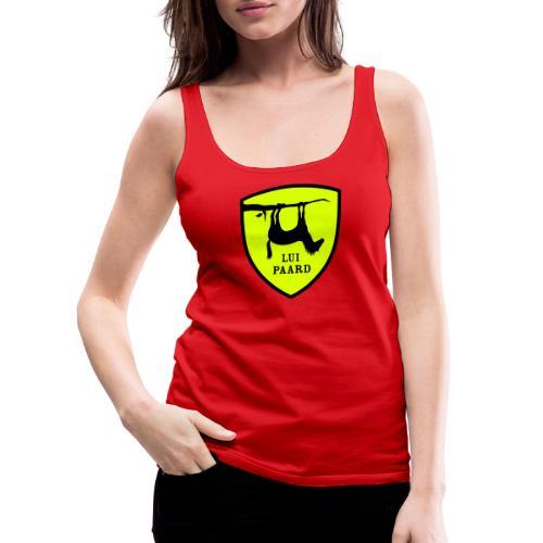 Lui paard 4 - Vrouwen Premium tank top
