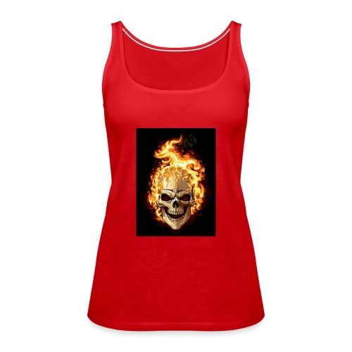 Men hood - Women's Premium Tank Top