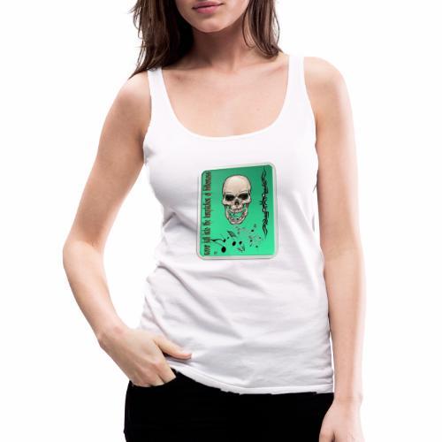 camisas unica - Camiseta de tirantes premium mujer