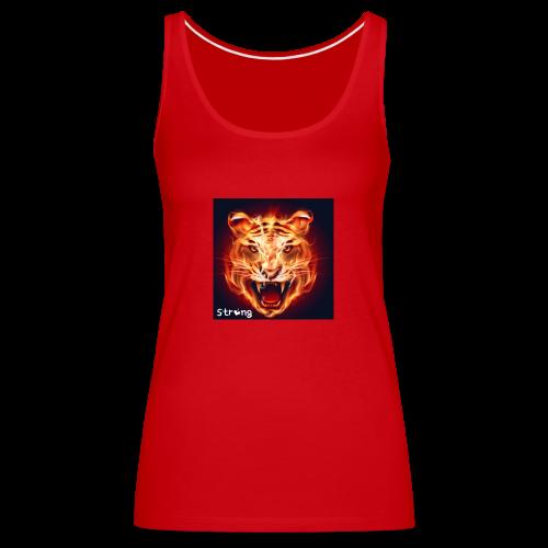 Tiger - Frauen Premium Tank Top