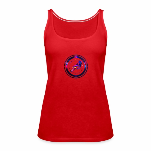 Limited Edition Logo - Frauen Premium Tank Top