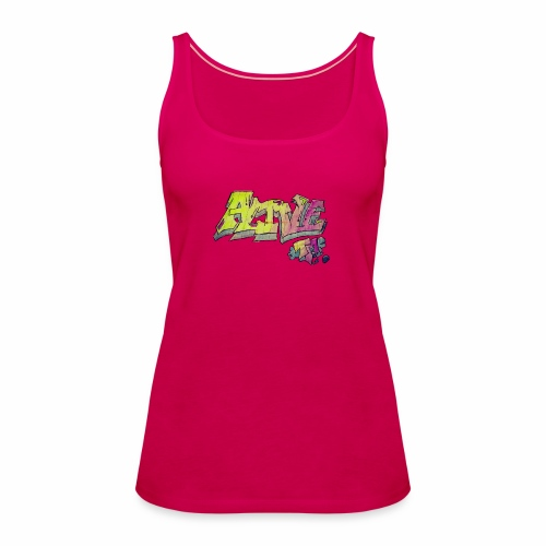ALIVE TM Collab - Women's Premium Tank Top