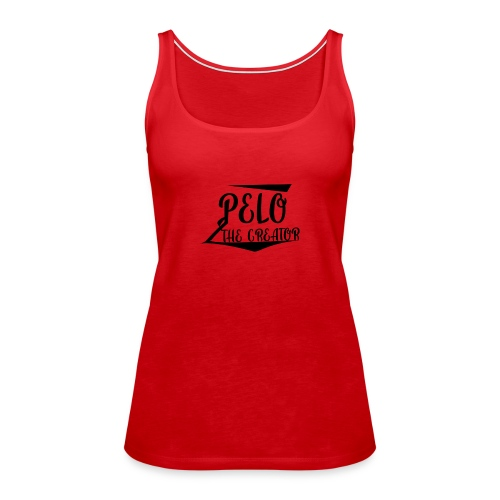 PeloTheCreator - Women's Premium Tank Top