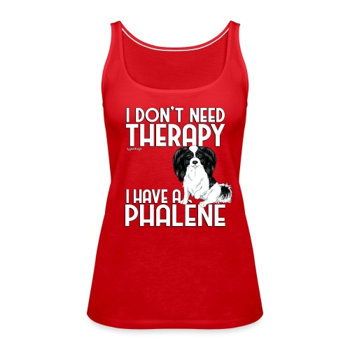 phaletherapy2 - Women's Premium Tank Top