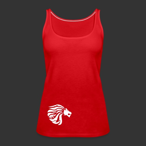 Ulan Bator Lion - Women's Premium Tank Top