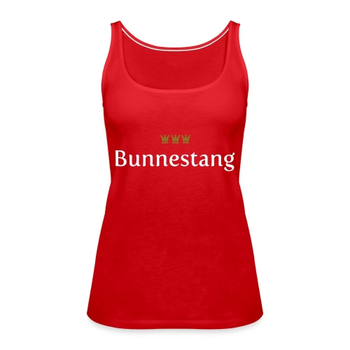 Bunnestang (Köln/Kölsch/Karneval) - Frauen Premium Tank Top