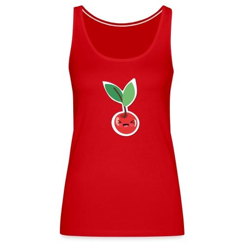 cherry - Vrouwen Premium tank top