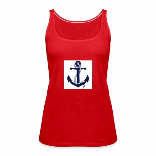 Anchor2 - Women's Premium Tank Top
