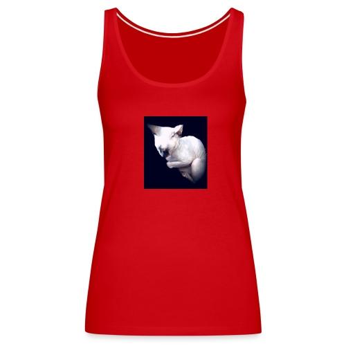 Cat Pow£r - Camiseta de tirantes premium mujer