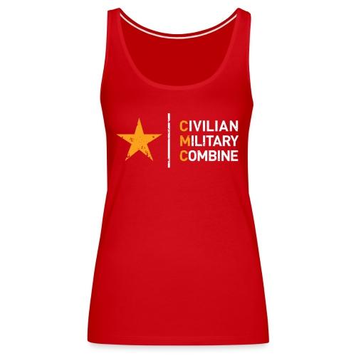 CMC Design - Vrouwen Premium tank top