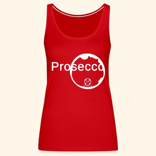 new prosecco w - Canotta premium da donna
