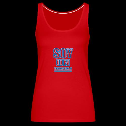 Soy terricola - Camiseta de tirantes premium mujer