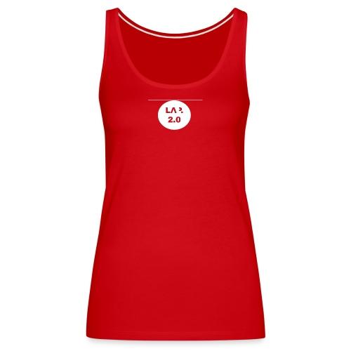 LAP - Camiseta de tirantes premium mujer