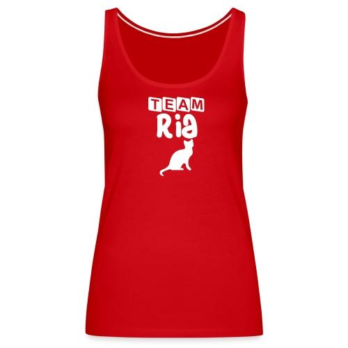 Team Ria - Women's Premium Tank Top