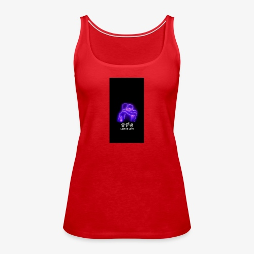 Gay boys - Women's Premium Tank Top