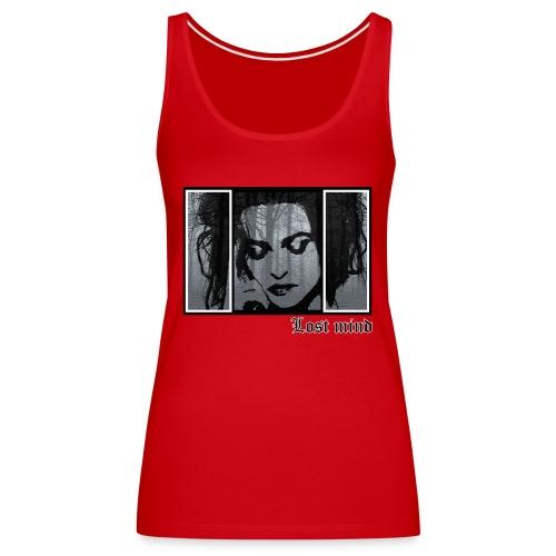 LOST MIND - Camiseta de tirantes premium mujer