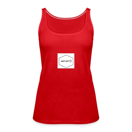 Next exit - Women's Premium Tank Top