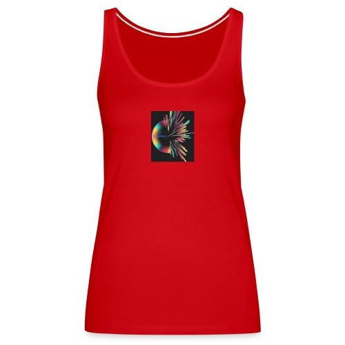 Solma - Camiseta de tirantes premium mujer