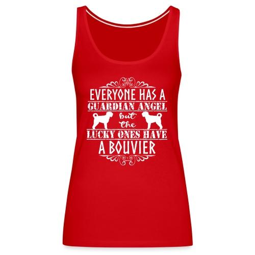 Bouvier Angels 4 - Women's Premium Tank Top