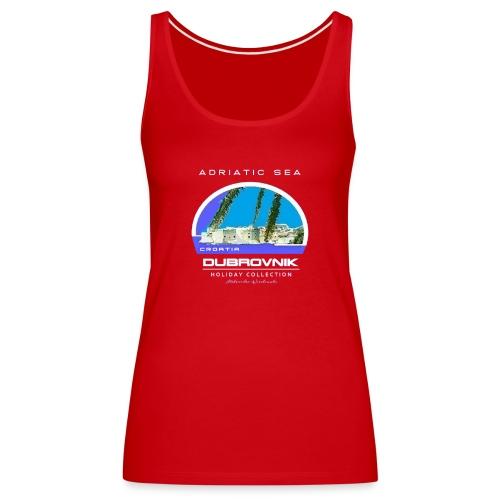 Dubrovnik Croatia, T- Shirt, sehr gute Qualität - Frauen Premium Tank Top