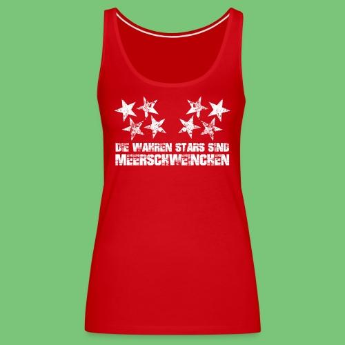meeri-stars-weiss - Frauen Premium Tank Top