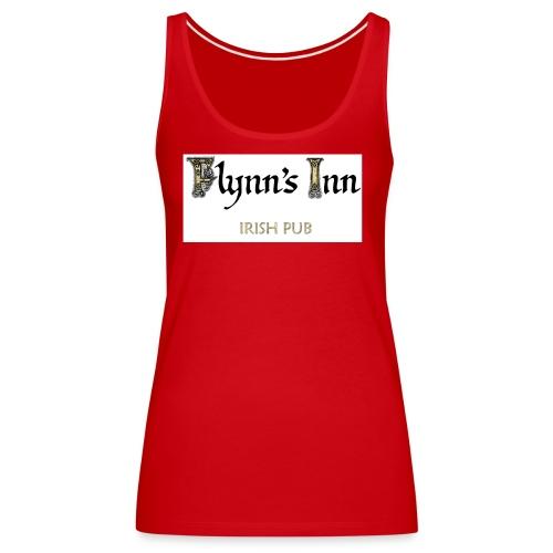 flynns logo colour - Frauen Premium Tank Top