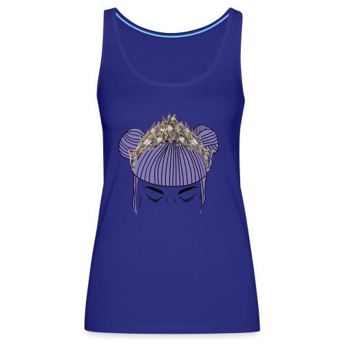 Queen girl - Camiseta de tirantes premium mujer
