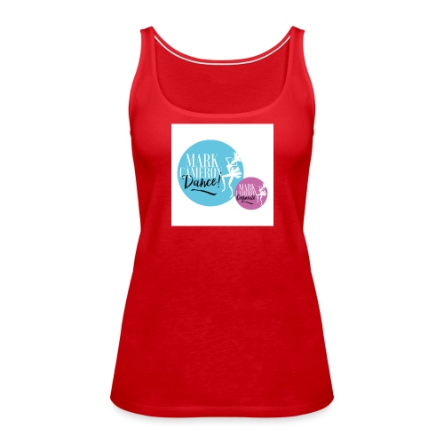 mcprofile jpg - Women's Premium Tank Top