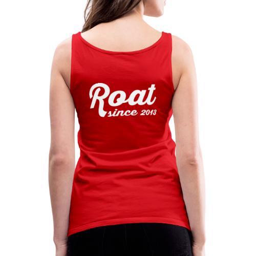 Roat since2013 - Dame Premium tanktop