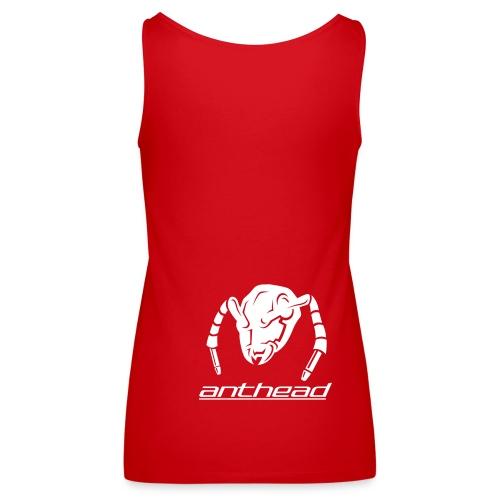 ANTHEAD - Frauen Premium Tank Top