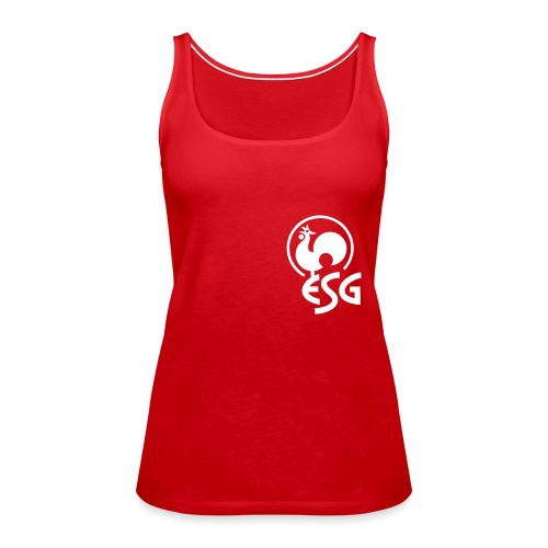 esg bs hahn - Frauen Premium Tank Top