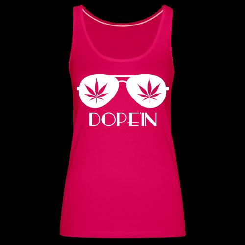 DOPEIN - Weed Sunglasses - Frauen Premium Tank Top
