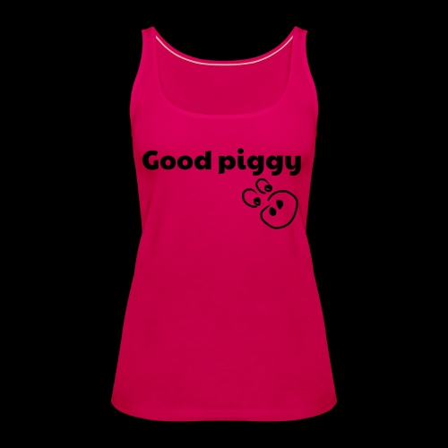 Good Pig - Women's Premium Tank Top