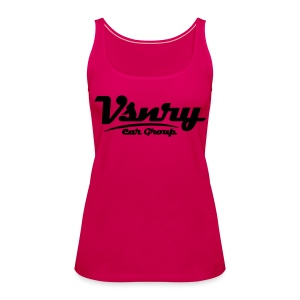 Vsnry Car Group Logo - Frauen Premium Tank Top