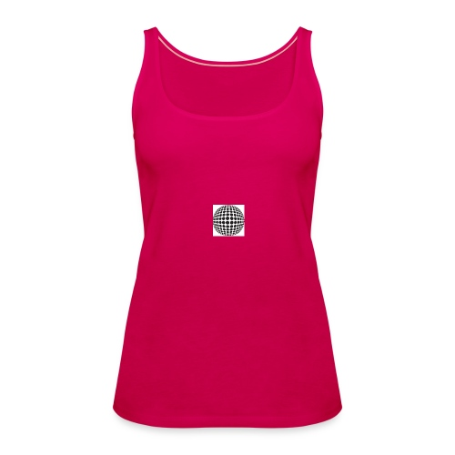 Dot ball - Women's Premium Tank Top