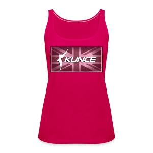 Kunce UK Brexit Article 50 Edition - Women's Premium Tank Top