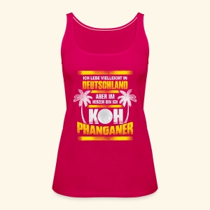 Koh Phanganer Shirt - Frauen Premium Tank Top