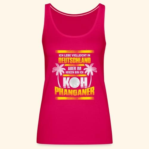 Koh Phanganer Shirt - Frauen Premium Tank Top