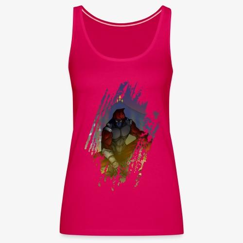 GA - Camiseta de tirantes premium mujer