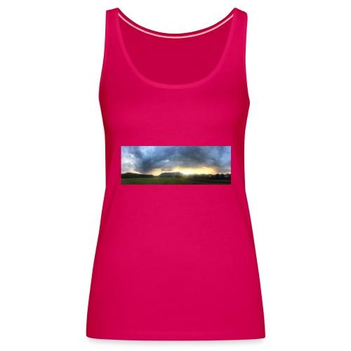 Sonnenuntergang - Frauen Premium Tank Top
