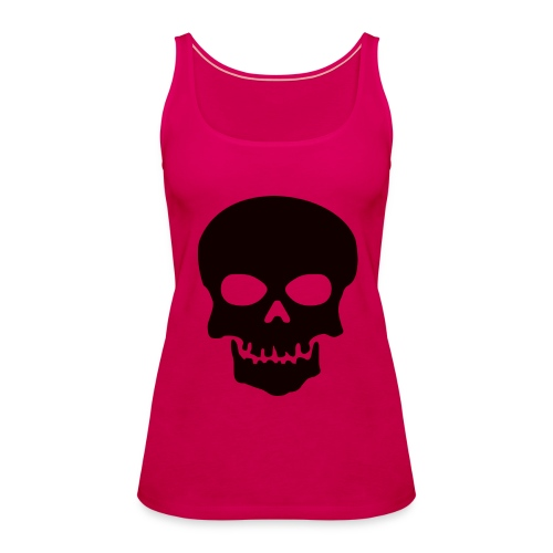 Skeleton-Style - Premium singlet for kvinner