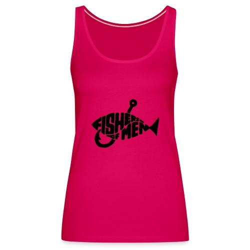 Fishers - Canotta premium da donna