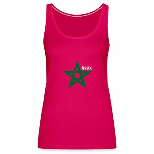 star marocaine - Débardeur Premium Femme
