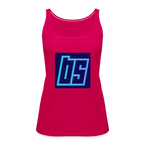 backgrounder_-17- - Women's Premium Tank Top