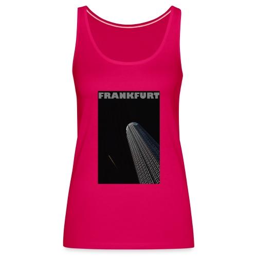 Frankfurt #1 - Frauen Premium Tank Top