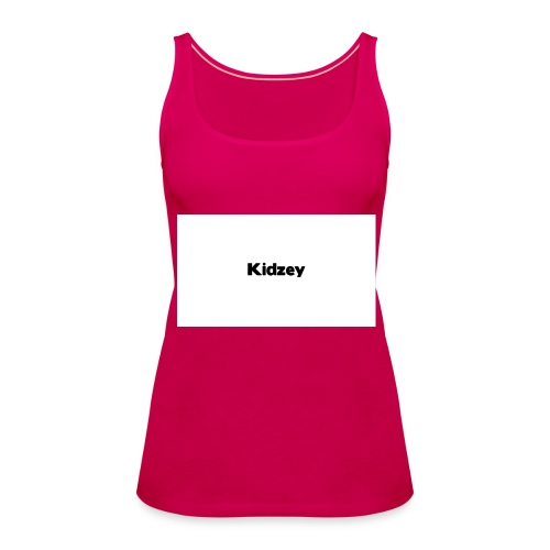 Kidzey Phonecase - Women's Premium Tank Top