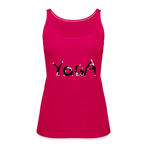 Yoga - Frauen Premium Tank Top