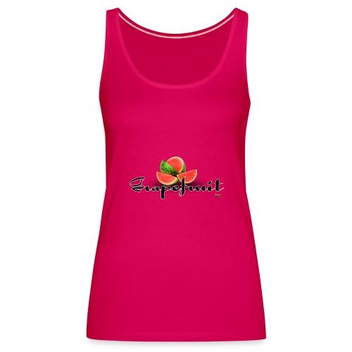 Gemengd Fruit - Grapefruit - Vrouwen Premium tank top