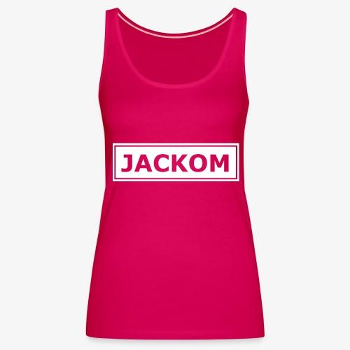 Jackom - Canotta premium da donna