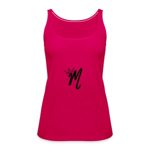 OFFICIAL ITZMANZEY (TOPS AND HOODIES) - Women's Premium Tank Top